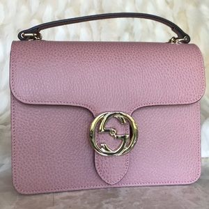 GUCCI leather bag 100% authentic